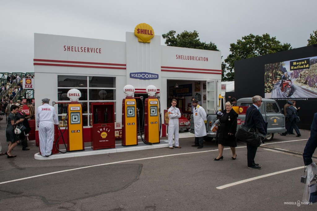 Goodwood 2015 Shellservice