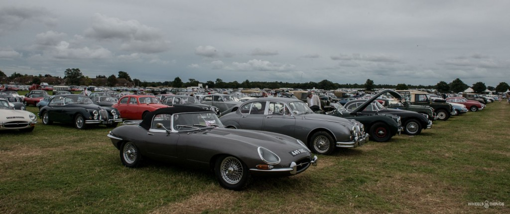 Goodwood 2015 parking